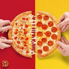 Pizza Promo, Pepperoni, Beverage, Girly, Vogue, Pasta, Social Media, Ads, Content