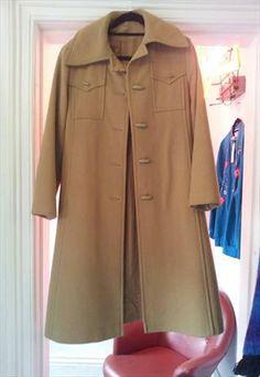 camel coat with belt attatched Camel Coat, Winter Months, Coats For Women, Duster Coat, Fancy, Belt, Denim, Jackets, Fashion