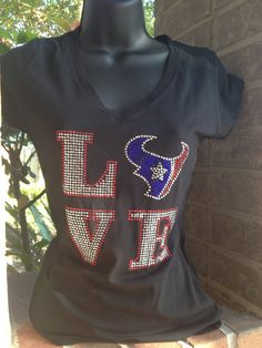 Houston Texans LOVE