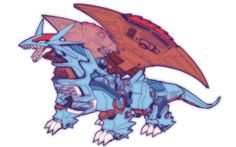 Here's Numerous Pokemon As Giant Mechs