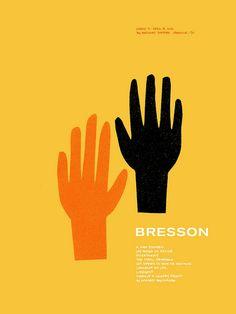 Bresson Belcourt poster by Sam's Myth