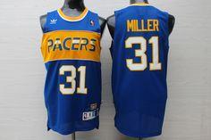 e8e63f12a 1985-1990 Indiana Pacers  31 Reggie Miller Soul Swingman Jersey Cheap Nba  Jerseys