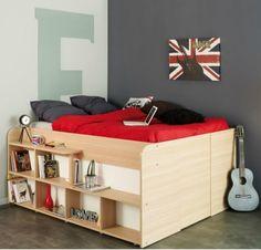 cama com armário embaixo 3