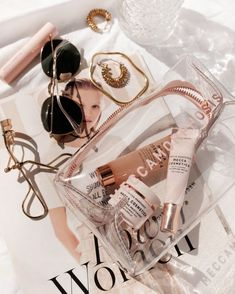 There are thousands of beauty tricks that make a difference in your looks — especially if you're a woman age But who has . Rose Gold Aesthetic, Boujee Aesthetic, Cream Aesthetic, Brown Aesthetic, Aesthetic Collage, Aesthetic Vintage, Aesthetic Photo, Aesthetic Pictures, Flat Lay Photography