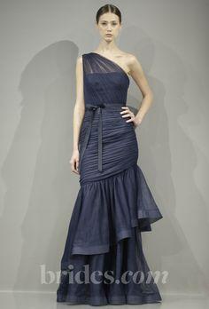 new monique lhuillier bridesmaid dresses - fall 2013