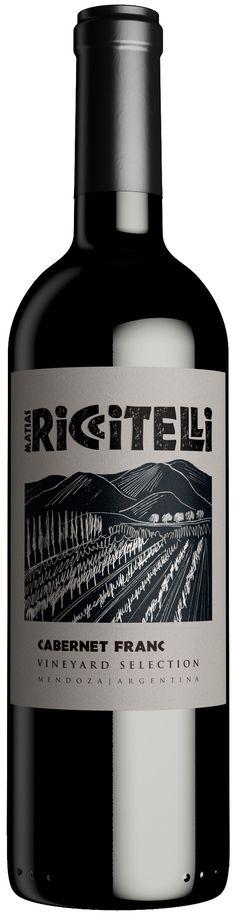 """Vineyard Selection"" Cabernet Franc 2014 - Bodega Matías Riccitelli, Luján de Cuyo, Mendoza--------------Terroir: Agrelo (Luján de Cuyo), Paraje Altamira (San Carlos) y Vista Flores (Tunuyán)-------------------Crianza: 12 meses en barricas de roble francés"