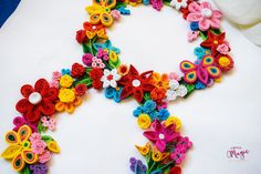 Happy Woman Day, Happy Women, Paper Flowers Diy, Diy Paper, 8 Martie, Quilling Work, 8th Of March, Ladies Day, Diy Cards