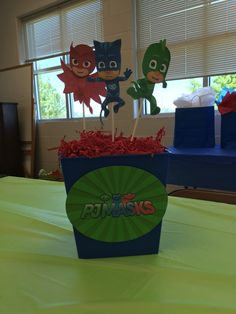 PJ Masks party decorations