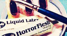 #Halloween: make-up ideas. | Chatterbird.