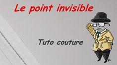 Tutoriel - Coudre un point invisible