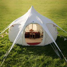 Fancy - Lotus Bell Tent