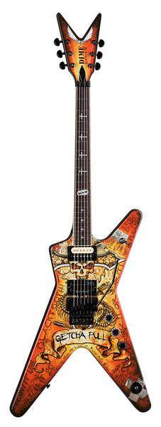 Dean Guitars - Dimebag Dimebonics ML w/Case