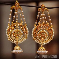 Jhoomar Jhumki Earrings