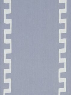 Beacon Hill: Grosgrain Key in Lavender.  Purple Greek key fabric. $102.55. This fabric and many more are available at www.designerfabricsusa.com