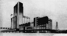 "Kiselev, ""Bread factory"" (1928)"