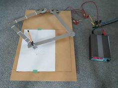 CNC Dual Arm Plotter Version 2: 8 Steps (with Pictures)