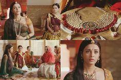 A A I N A - Bridal Beauty and Style: Bollywood Bride: Aishwarya in Jodha Akbar