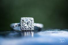 Gorgeous engagement ring! #kimberlykundaphotography #kkp #engagements #weddingphotography #Philadelphia #Philadelphiaweddingphotography