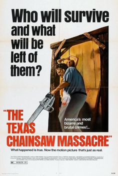 Texas Chain Saw Massacre - Review: The Texas Chain Saw Massacre (1974) is an American slasher horror movie that was… #Movies #Movie