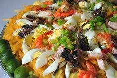 Pancit Malabon Recipe - Kusina Master Recipes