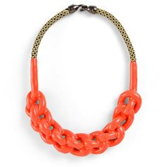 Bennet Necklace from Orly Genger by Jaclyn Mayer. Pretty cute!