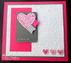 Cards By Carrie: Art With Heart Blog Hop