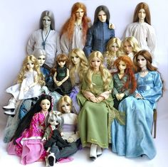 All our dolls, 22/10/2015