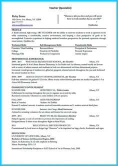 awesome creative and extraordinary art teacher resume for any level educationhttp