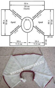 "Y [ ""Knitted baby cardigan Baby Knitting Patterns, Crochet For Kids, Diy Crochet, Flower Crochet, Knitted Baby Cardigan, Knit Basket, Baby Hands, Easy Knitting, Kids Knitting"