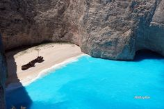Zakynthos is part of the Ionian islands and is about an hour from Athens by air. Relive descendants of the sun <3