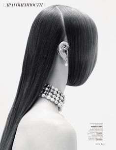 Elena Bartels by Julia Noni for Vogue Russia October 2013 4