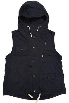 Engineered Garments S/S12 Trail Vest