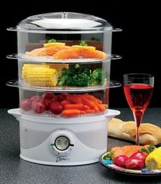 Deni 7550 Food Steamer