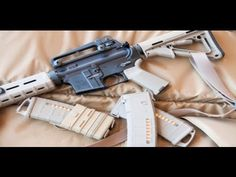 AR-15 Maintenance: Field-strip, Clean and Lubricate an AR-15 - Gunsite Academy Firearms Training - YouTube
