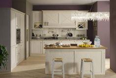 Cucina Scavolini modello Crystal in occasione per rinnovo stand a ...