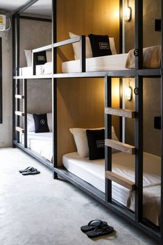 Built-In Bunk Beds...