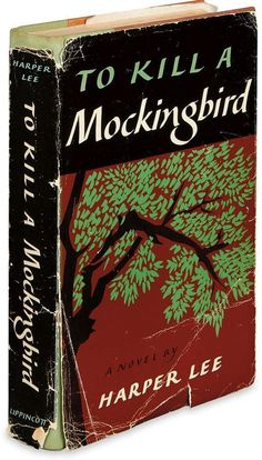 LEE, HARPER. To Kill A Mockingbird. Lot 175
