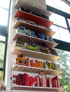 Πάρτε ιδέες και φτιάξτε τη βιβλιοθήκη των ονείρων σας