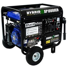 24 best dual fuel generator duromax champion honda - Is it bad to run a generator out of gas ...