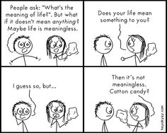 Mening | #life #philosophy #comic #humor #heyokyay
