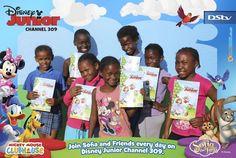 Gallery Disney Junior Train Station - 22 September 2014 | Johannesburg | Face-Box