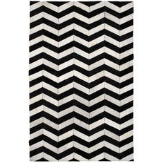 Camerino Hair On Hide Rug ($900) ❤ liked on Polyvore featuring home, rugs, neutral rugs, chevron area rug, zigzag rug, zig zag rugs and neutral area rugs
