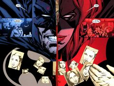 Batman and Batwoman