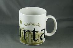 Jakarta Indonesia Starbucks City Mug 2005