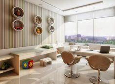 Medical Office Decor, Dental Office Design, Clinic Interior Design, Clinic Design, Treatment Rooms, Office Interiors, Room Interior, Cabinet, Interior Architecture