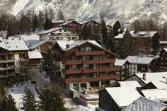 Swiss Alp Seduction and Seclusion at The Capra #Switzerland #XOPrivate
