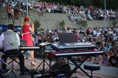 Ana Maria Bell à Aubusson 16/07/2014 ©Service Communication Communauté de Communes Creuse Grand Sud - M.J.B. #concert