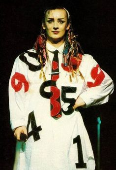 Image result for boy george culture club