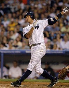 Alex Rodriguez Ny Yankees