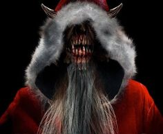 krampus the christmas devil wallpaper for desktop hd (Gray Brian Evil Background, Christmas Tree Wallpaper, Gothic Glam, Bad Santa, Dark Christmas, Halloween Horror Nights, Wallpaper Gallery, Movie Wallpapers, Naruto Wallpaper